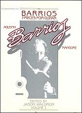 barrios Vol 1 - 7 Pieces for guitar